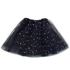 c3631f66ca Elesa Miracle Girls Layered Sequins Stars Ballet Tutu Ski... https://