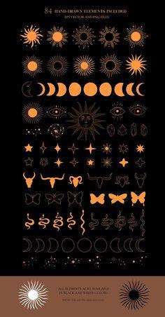 Sun Tattoos, Small Tattoos, Tattoo Balance, Discret Tattoo, Spiritual Symbols, Mystic Symbols, Sun Drawing, Handpoke Tattoo, Sun Logo