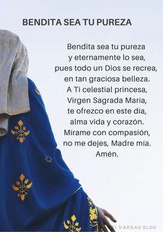 Mom Prayers, Everyday Prayers, Morning Prayers, Spiritual Prayers, Spiritual Words, Prayers For Healing, Inspirational Memes, Inspirational Prayers, Catholic Prayers In Spanish