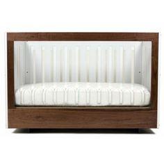 spot on square roh modern crib