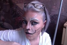 They drive you crazy. Cat Makeup, Cat Face, Jesus Christ, Carnival, Halloween Face Makeup, Cats, Girls, Painting, Toddler Girls
