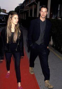 Sofia Coppola & Keanu Reeves