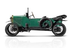 Peugeot QUADRILETTE. Also known as Type 161 or Type 172 produced between 1921 and 1924.