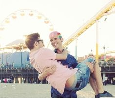 I miss this moments so hard.. Matthew Lush and Nick laws broke up... They where so cute