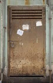 Rusty Metal Door rusty metal door - google search | industrial decay | pinterest