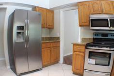 Kitchen Appliances, French Door Refrigerator, Home, Modern Kitchen, Appliances, Stainless Steal, Luxury, Kitchen, Stainless Steal Appliances