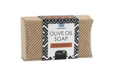 Mini welle 85gr.Greek Horizons Quality products Olive Oil Soap, Mini, Coconut, Waves