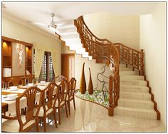 A homely design.... and fabulous furnishings.. Mathew and saira architects in Cochin...