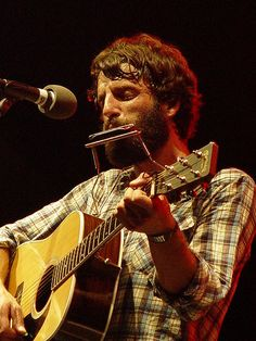 The oh-so-talented Ray LaMontagne