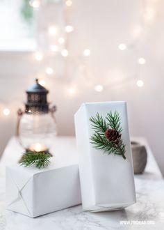 wrap idea #xmas #christmas #navidad