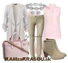 #kamzakrasou #sexi #love #jeans #clothes #dress #shoes #fashion #style #outfit #heels #bags #blouses #dress #dresses #dressup #trendy #tip #new #kiss #kisses Jarné mámenie Béžová v spojení s jemnou ružovou - KAMzaKRÁSOU.sk