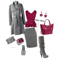 Ode To The Pencil Skirt - Polyvore