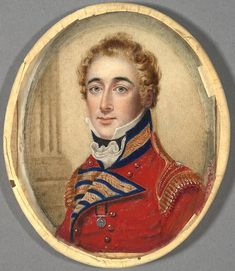 British Officer, formerly said to be General Sir Isaac Brock – Results – Search Objects – eMuseum Portrait Poses, Senior Portraits, Male Portraits, Senior Pictures, Senior Boy Poses, Senior Guys, Isaac Brock, Miniature Portraits, Miniature Paintings