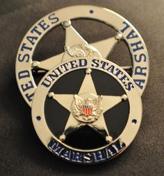 Deputy US MARSHAL Police Challenge Coin