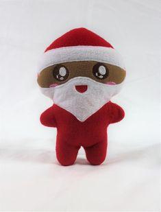 50  gifts under $15 for kids: Homemade Santa, reindeer, or elf plush  gifts for kids | gifts for teens | gifts for tweens | gifts for kindergarteners | cheap gifts | affordable gifts | budgeting | saving money | Christmas gifts | handmade gifts | holiday gifts for kids | cool gifts for kids | gifts from Etsy  #giftsforkids #giftguide #holidaygiftguide