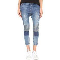 One Teaspoon Pure Bleu Killer Jeans