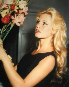 Miss Bardot #brigitte_bardot #vintage #hollywood
