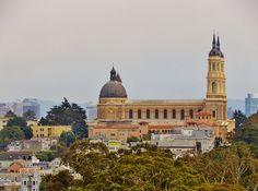 golden gate park view, san fran Golden Gate Park, San Francisco Ferry, Taj Mahal, Building, Travel, Viajes, Buildings, Trips, Construction