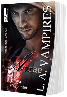 "5 Sterne für ""Azrae - L. A. Vampires 2"" von Areti, http://www.lovelybooks.de/autor/Tanya-Carpenter/L-A-Vampires-Azrae-1247985463-w/rezension/1267633107/"