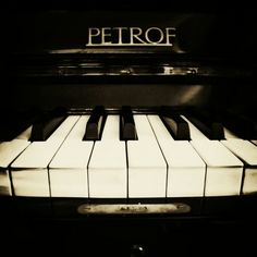 My petrof piano at home. Taken with an alpha 200.