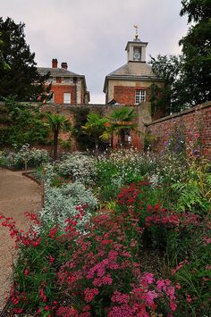 Beningbrough (3)    Another view of the walled gardens, looking towards the house.                                                                                                            Beningbrough (3)             by        Blue Pelican      on ..