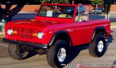69 Ford Bronco