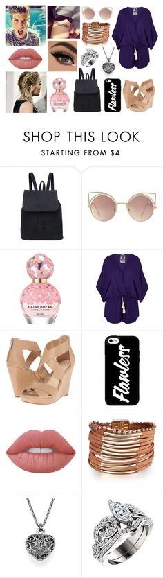 """JOEY AND THAT FACE LOL"" by jblover-1fan ❤ liked on Polyvore featuring MANGO, Marc Jacobs, Young, Fabulous & Broke, Jessica Simpson and Lime Crime"