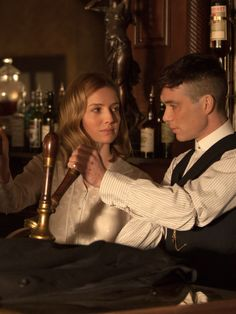 Cillian Murphy in Peaky Blinders