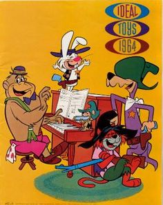 Hanna Barbera cartoons Magilla Gorilla with Ricochet Rabbit, Droop-A-Long, Punkin Puss and Mushmouse. Classic Cartoon Characters, Cartoon Tv Shows, Favorite Cartoon Character, Classic Cartoons, Comic Character, Fictional Characters, Comics Und Cartoons, Old School Cartoons, Animated Cartoons