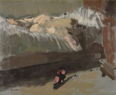 'Walter Sickert: The Camden Town Nudes' at the Courtauld Institute of Art Gallery brings together a selection of over twenty-five of Sickert's canvases and related drawings from public and private collections. Walter Sickert, Avant Garde Artists, Camden Town, Impressionist Artists, Art Society, Mystery Of History, Vintage Artwork, Painting & Drawing, Oil On Canvas