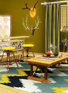 My Sims 3 Blog: Rugs
