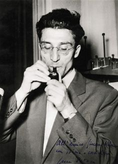 Cesare Pavese -   Italian poet, novelist, literary critic and translator.