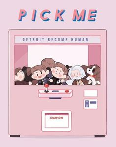 Read 5 from the story Detroit: Become Memes 2 by Solipsit (Twórczy Nieład™) with reads. Graphic Design Posters, Graphic Design Inspiration, Overlays, Detroit Become Human, Artwork Design, Presentation Design, Cute Illustration, Cute Art, Illustrations Posters