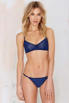 Clo Intimo Fortuna Lace Thong