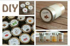 Cooking Timer, Nespresso, Sweet Home, Diy, Kitchen Appliances, Printable, Stickers, Crafts, Jar Labels