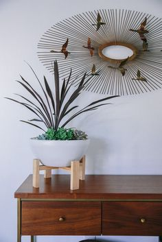 Aster Plant Stand from Prism Boutique