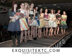 From the photographer... Trashion Show 2011