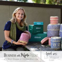 On this episode of the Business with Purpose podcast, I am sitting down with Liza Moiseeva, founder of GlobeIn, an ethical subscription box and online marketplace. Liza came to the United States from Moscow, Russia initially to swim at the collegiate level. She fell in love with the country and found a passion for making …