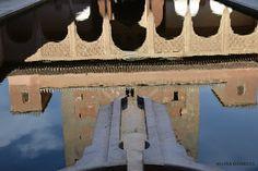 Fotos Atrevidas Brasil,España: ESPEJO DE ARQUITECTURA EN GRANADA DE ALHAMBRA Granada, Brazil, Mirrors, Places To Visit, Architecture, Photos, Grenada