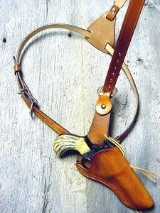 Tombstone, Doc Holliday's shoulder rig