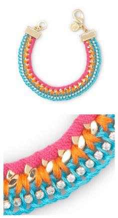 Chain Friendship Bracelet