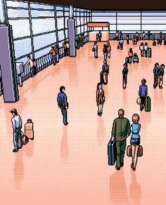 Travel★Junction — PC-98 — Cocktail Soft (1996)