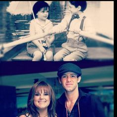 Darla and Alfalfa:)