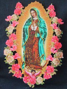 Virgen de guadalupe religious tattoo > 623 - Image Gallery 1825 | Cute Tattoo Design - Cute Tattoo Design