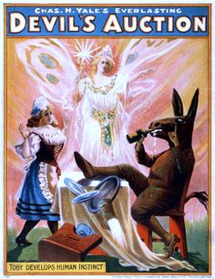 File:Chas. H. Yale's everlasting Devil's Auction, performing arts poster, 1904.jpg