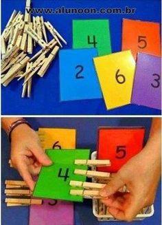 36 Atividades de Matemática para Crianças - Educação Infantil - Aluno On