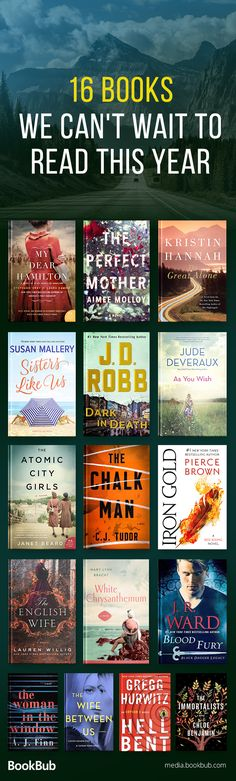 Best books worth reading in 2018, including popular and bestselling fiction books for women and men, adults and teens. Definitely add these to your 2018 reading list!
