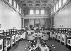 Euston Great Hall, via Flickr.