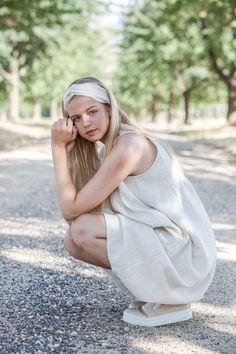 Dolly Dress | Parchment Stripe Dolly Dress, China Fashion, Underarm, Style Inspiration, Summer Dresses, Model, Street Wear, Sunday, Australia