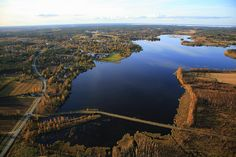 Alajärvi Birches, Seas, Finland, Mountains, Nature, Travel, Naturaleza, Viajes, Destinations